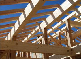 構造現場見学会の画像