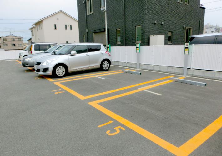 駐車場運用