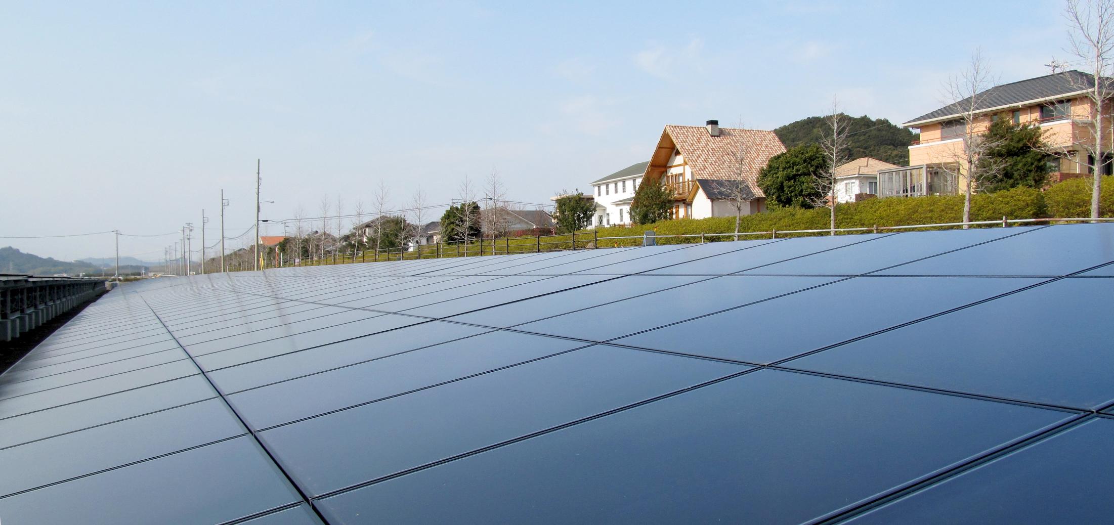 環境に優しいクリーンエネルギーへの取り組み
