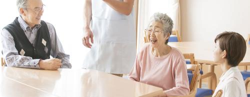 高齢者向け住宅事業 WELFARE