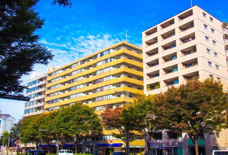 老朽化した自宅兼会社ビルを保有していたA様。 建て替えによるバリューアップで新たな収益源を確保!